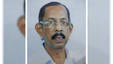 Photo of താമരശ്ശേരി: ചമൽ ചുണ്ടൻകുഴി നാരായണൻകുട്ടി നിര്യാതനായി