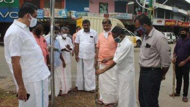 Photo of മലയോര ഹൈവേ – തിരുവമ്പാടി മണ്ഡലത്തിലെ പ്രവൃത്തി ആരംഭിച്ചു